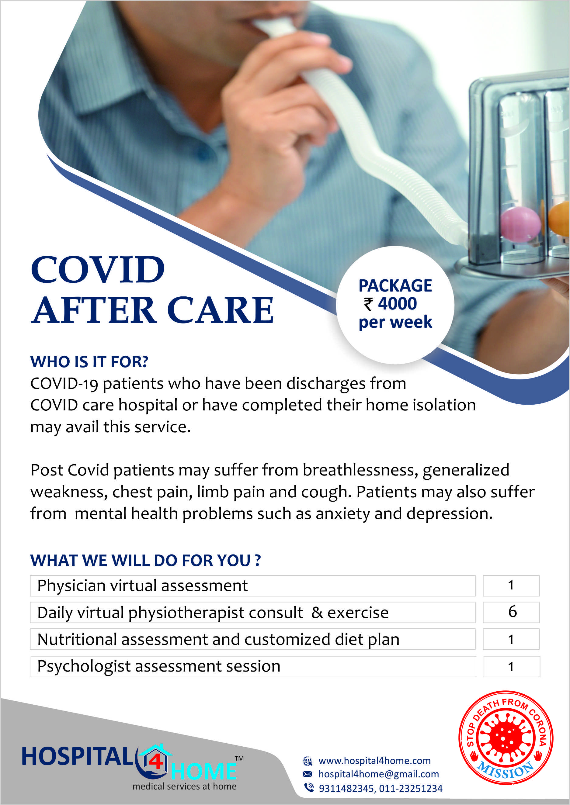COVID AFTER CARE